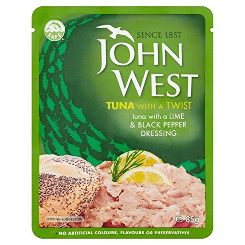 john-west-tuna-lime-pepper-pouch-85g-pack-of-6