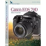 Blue Crane Digital zBC157 Introduction To Canon EOS 70D: Basic Controls (White)