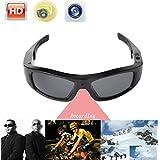 JOYCAM Polarized Sunglasses Camera UV400 Glasses HD 720P Video Record for Outdoor Sports