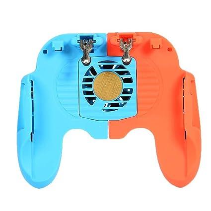 Amazon com: Alloet H6 Mobile Gamepad Controller L1R1 Grip