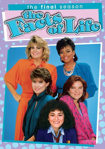 The Facts Of Life: The Final Season (Life Of Season Facts 6)