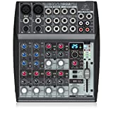 Behringer Xenyx 1002FX Premium 10-Input 2-Bus Mixer