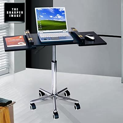 Techni Mobili RTA-B006 Folding Table Laptop Cart