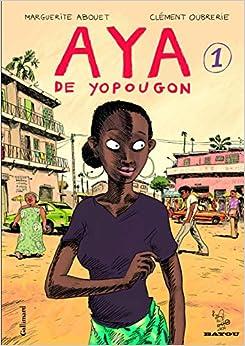 Aya de Yopougon (Tome 1) (Bayou)