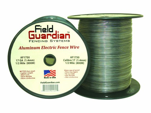 aluminum electric fence wire - 5