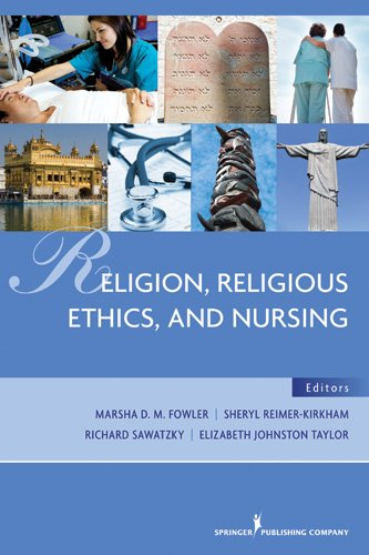 Religion, Religious Ethics and Nursing Pdf