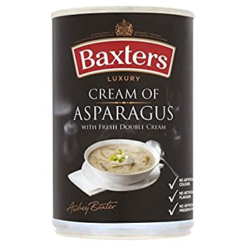 Baxters Luxury Cream of Asparagus Soup (400g)