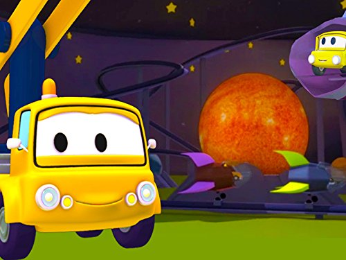 (Build an Astronomical Ride / Frame a Tyrolienne for Baby Cars)