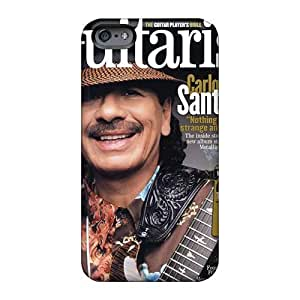 Anti-Scratch Hard Phone Covers For Iphone 6 (nqD9881cGxU) Provide Private Custom Colorful Green Day Series