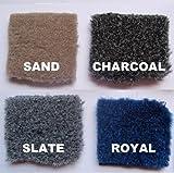 Cheap 40 oz. Luxury Marine Carpet – 8′ x Various Lengths – Choose Your Color! (Slate, 8′ x 10′)