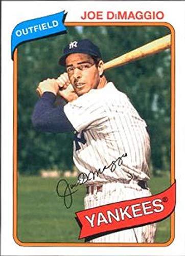 2012 Topps Archives #138 Joe DiMaggio Yankees MLB Baseball Card NM-MT ()
