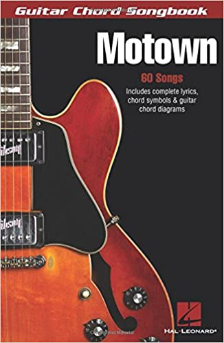 Amazon Motown Guitar Chord Songbook Guitar Chord Songbooks