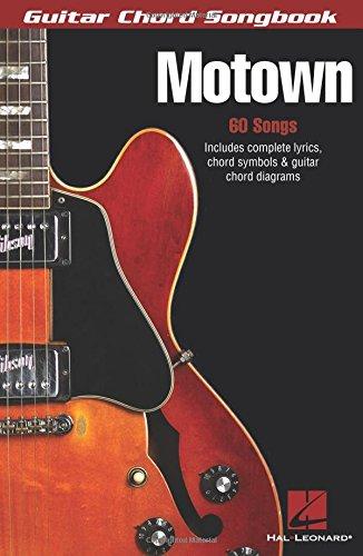 - Motown Guitar Chord Songbook (Guitar Chord Songbooks)