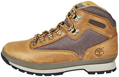 Timberland Euro Hiker F/L Shoes Men wheat Größe 44 2016 Schuhe