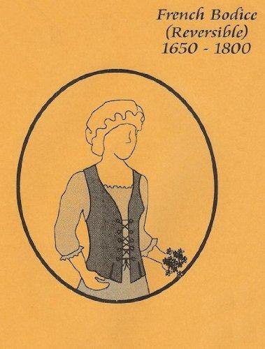 Clothing In The Elizabethan Era (1650 - 1800 French Bodice)