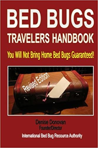 Bed Bugs Travelers Handbook (The Bed Bug Chronicles Part 11)