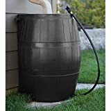 FCMP Outdoor RC4000-BLK 45-Gallon BPA Free Home