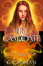 Fire Candidate (The Witch of Forsythe High Book 2)