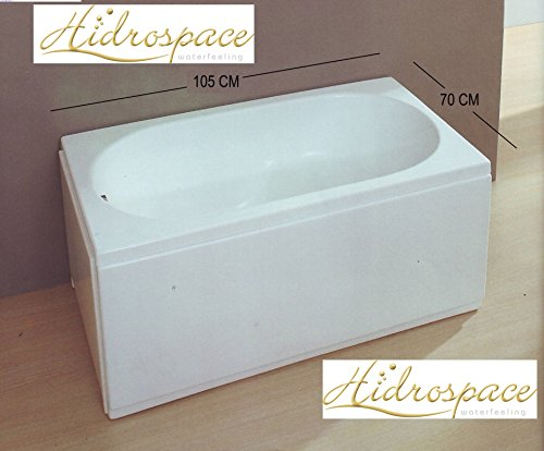 Vasca Da Bagno Grandi Dimensioni Prezzi : Vasca da bagno hidrospace pratika amazon casa e cucina