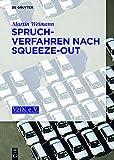 Spruchverfahren Nach Squeeze-out (German Edition)