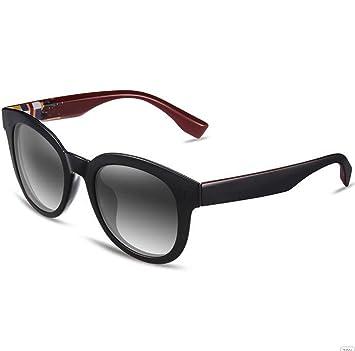 SHULING Gafas De Sol Nuevo Desplazamiento Óptico Uv Gafas Gafas De Sol, Gafas Polarizadas Gafas