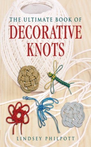 The Ultimate Book of Decorative Knots by Brand: Skyhorse Publishing