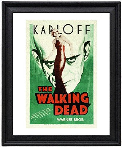 Amazon The Walking Dead Picture Frame 8x10 Inches Poster
