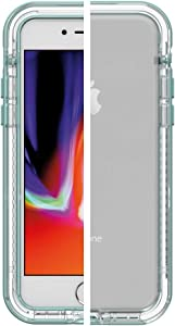 LifeProof Next Series Case for iPhone SE (2nd gen - 2020) and iPhone 8/7 (NOT Plus) - Seaside (Clear/Aquifer)