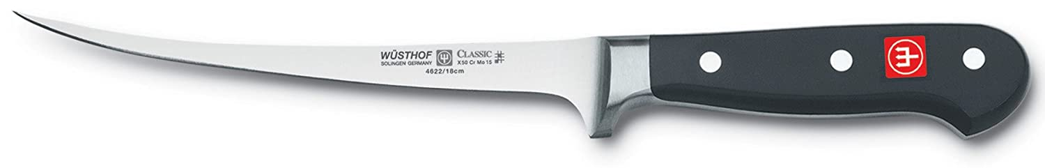 Wusthof 4622-7 Classic 7 Inch Fillet Knife
