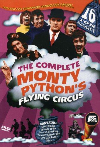 Monty Python's Flying Circus - 16-Ton Monty Python Megaset DVD from A & E Television Networks