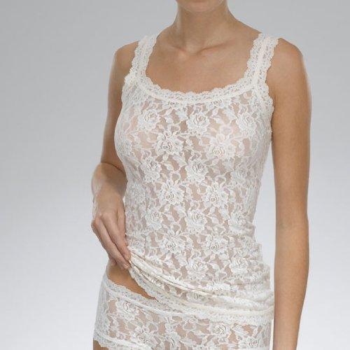 UPC 805546200699, Hanky Panky Signature Lace Classic Cami, White, XSmall