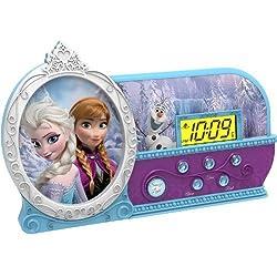 KIDdesigns Frozen Night Glow Alarm Clock by KIDdesigns, Inc