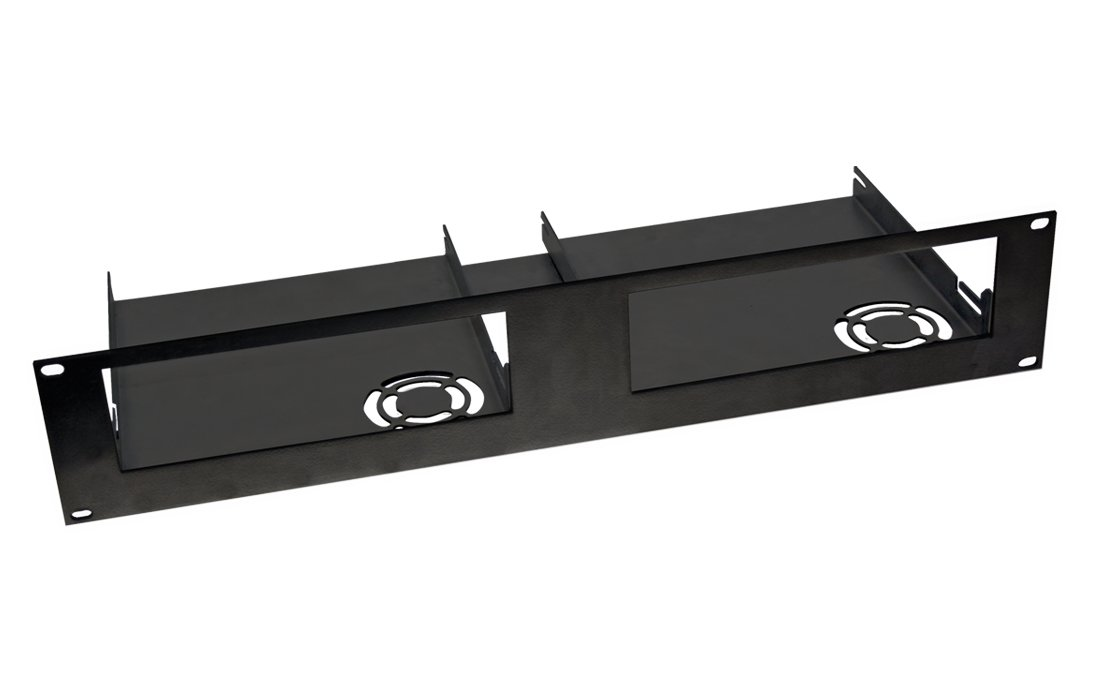 Samlex Rackmount Assembly for Desktop Power Supplies Single Tray (Power Supplies sold separately)