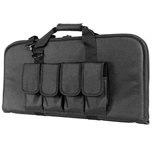 (Tactical Soft Case Black for Tippmann Cronus paintball marker. )