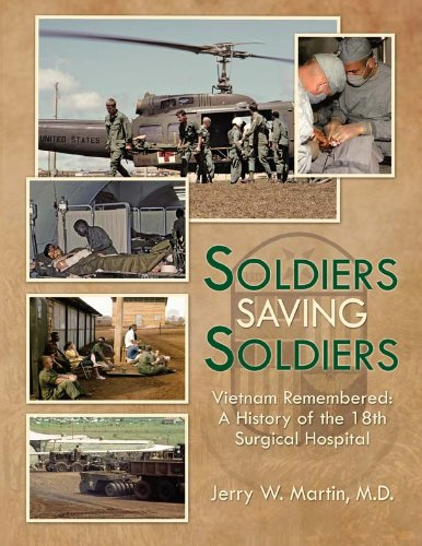 Soldiers Saving Soldiers- NEW 50th Anniversary Commemorative Edition