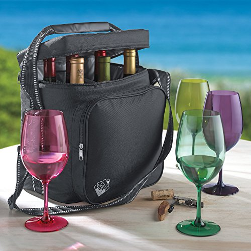 6 Bottle Wine Carrier - 6