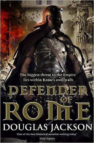 Defender of Rome (Gaius Valerius Verrens, Book 2)