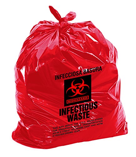 Medical Waste Bag Colors - 2