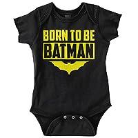 Body de Romper Comic Romper de Born to Be Bat Baby Nerd