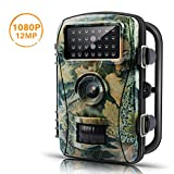 Best infrared game camera - Trail Game Camera-ENKLOV Wildlife Hunting Camera with Infrared Review