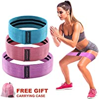 HOMOFY Resistance Bands Exercise Bands Hip Booty Bands Workout Bands
