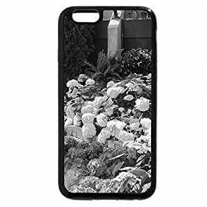 iPhone 6S Plus Case, iPhone 6 Plus Case (Black & White) - The pyramids display gardens 50