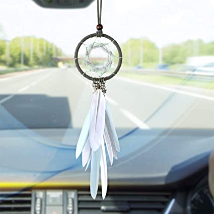 Image result for dreamcatcher in car