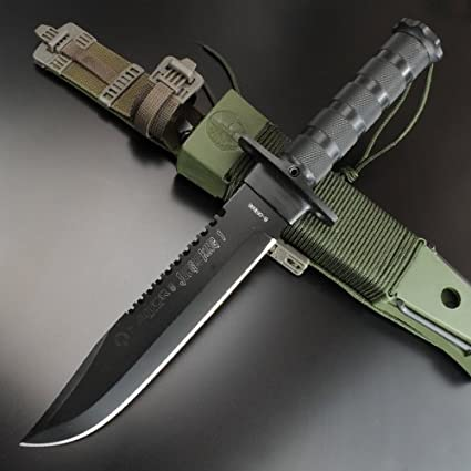 Amazon.com : Aitor Knives 16016 Jungle King I Fixed Blade ...