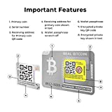 Ballet Cryptocurrency Physical Wallet, Real Series