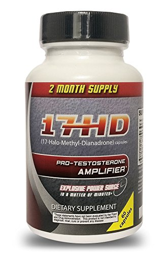 Amplifier Pump Muscle (VyoTech 17HD 2 Month Supply (17 Hd 60 Capsules))