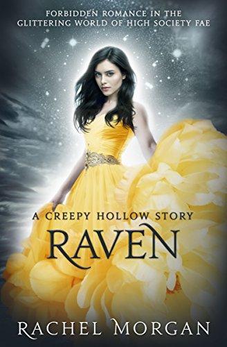 Raven (A Creepy Hollow Story) by Rachel Morgan