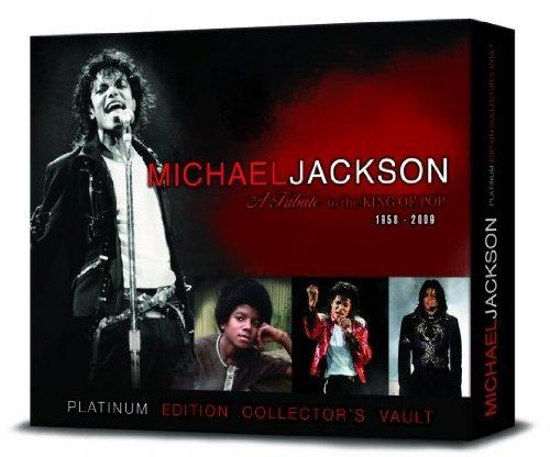 Whitman 794829295 Vault- Michael Jackson Tribute