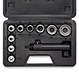 Neiko 02614A Interchangable Hollow Hole Punch Set