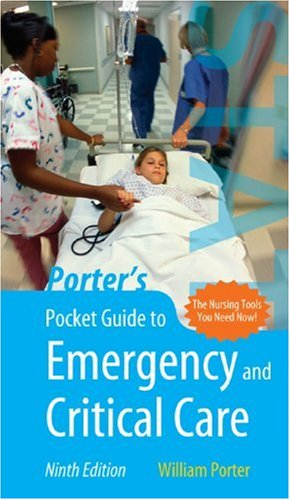 Porter's Pocket Guide to Emergency and Critical Care by Jones & Bartlett Learning